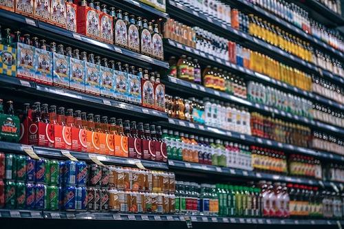La gestione spese della settimana è stata buona: ho speso meno del previsto, Supermercato in testa.